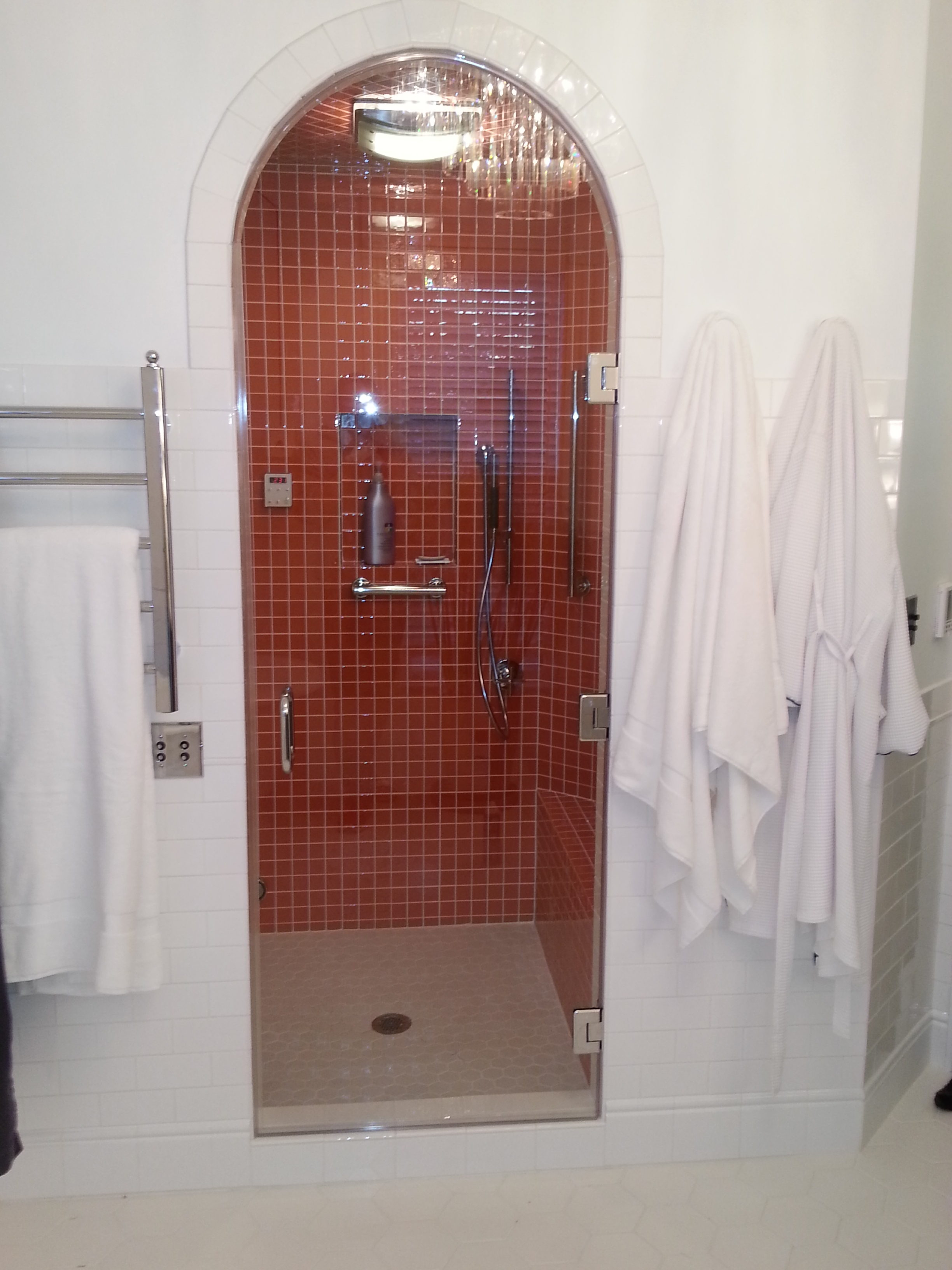 Frameless Shower Doors Sassman Glass Amp Mirror