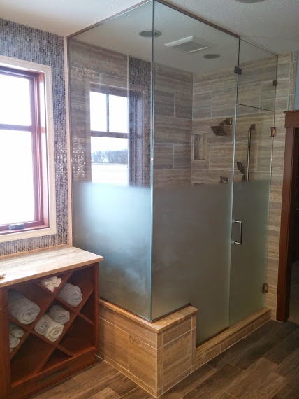 Shower Doors Des Moines Sassman Glass Amp Mirror