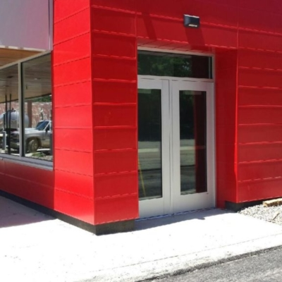 new construction glass, commercial doors des moines, glazing iowa