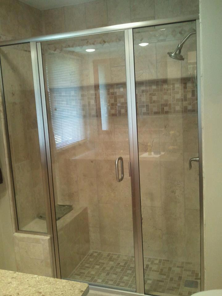 Framed And Semi Frameless Shower Doors Sassman Glass