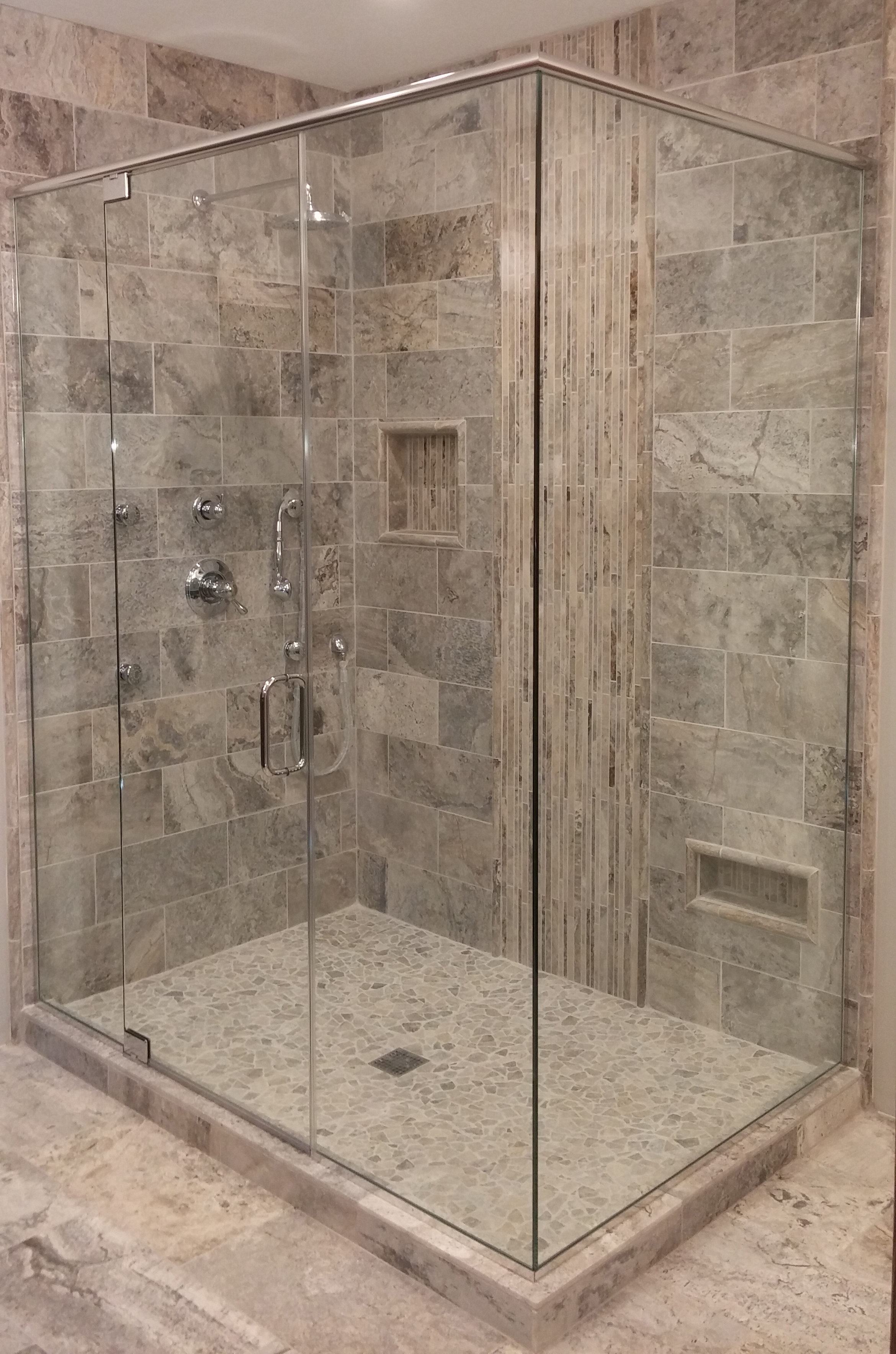 Shower Door Urbandale | Sassman Glass and Mirror