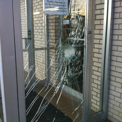 commercial glass door repair des moines and Altoona