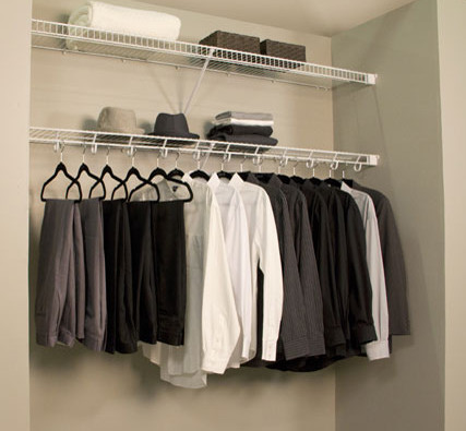 Attrayant Wire Closet Shelving Des Moines, Wire Shelving Ankeny, Closet Shelving Iowa