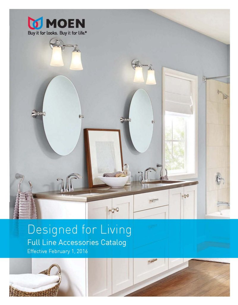 Moen Bathroom Accessories Sassman Glass And Mirror